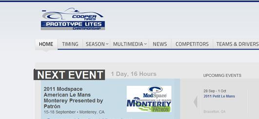 PrototypeLites.com homepage
